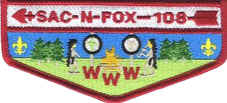 Lodge of the Week: Sac-N-Fox #108 Section C-3A