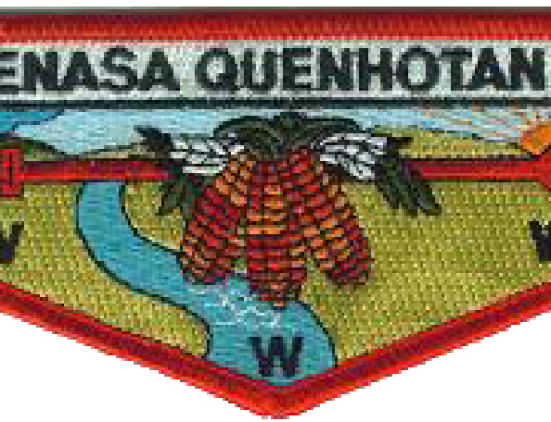 Lodge of the Week: Wenesa Quenhotan Section C-3A