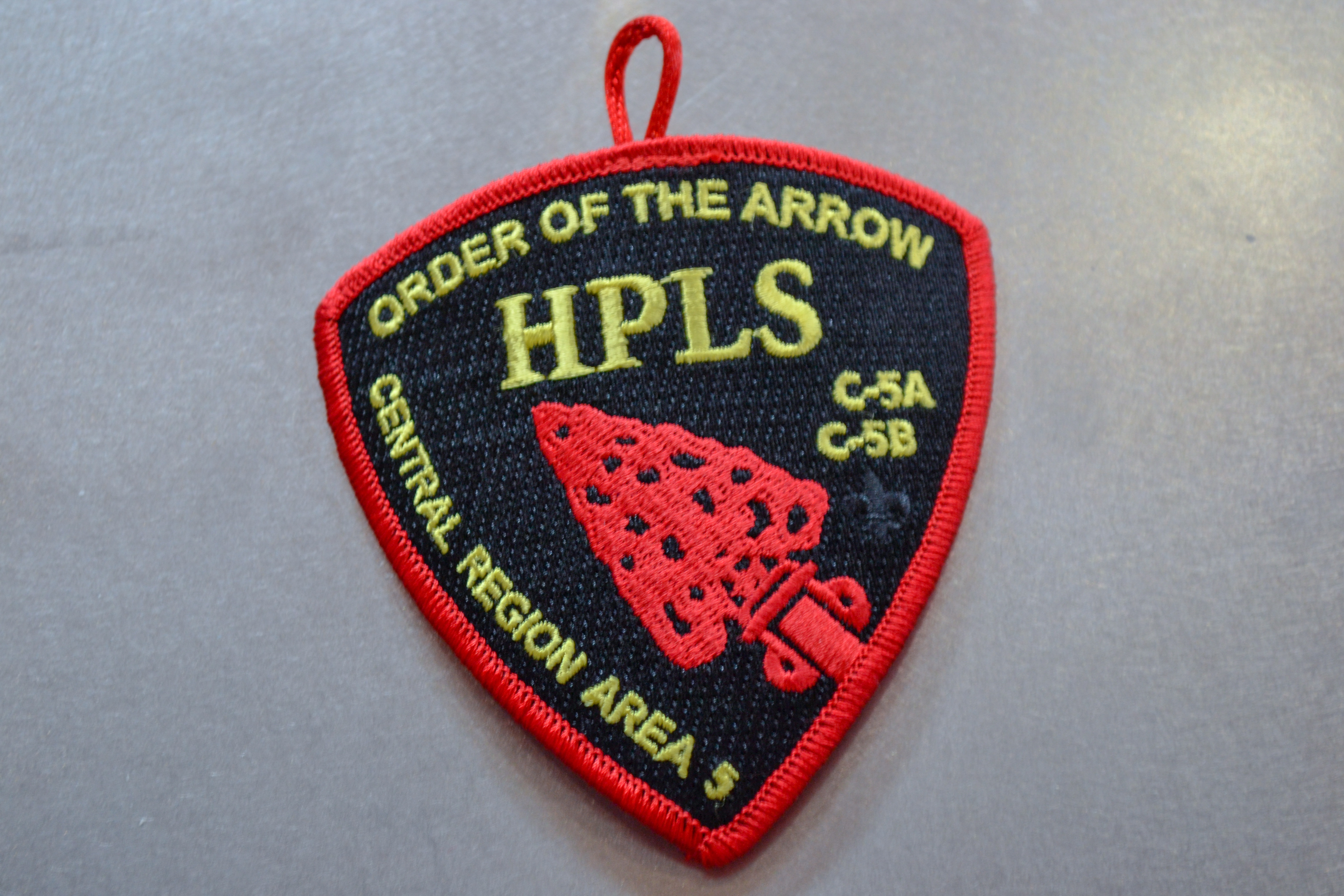Central Region – Order of the Arrow